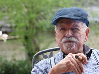 Quitting smoking, lowering blood pressure and wearing a hearing aid could cut dementia rates