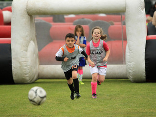 One in three children 'not active enough', finds sport survey