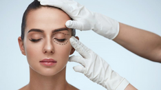 Cosmetic surgery booms 'after self-conscious workers stare at themselves on Zoom'