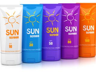 NHS targets suncream prescriptions for cuts