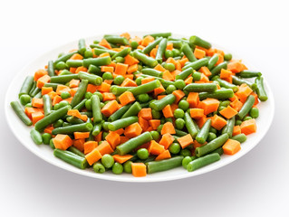 Supermarkets recall frozen vegetables over listeria fears