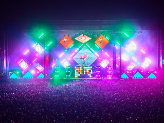 Music festival lighting 'can trigger epileptic fits'