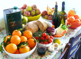Mediterranean diet 'may help prevent depression'