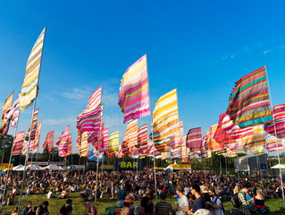 Could music festivals be good for your health?