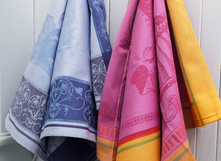 Tea towels 'can cause food poisoning'
