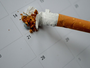 Ex-smokers enjoy 'returned taste buds', 'fresh air' and even 'freedom' since quitting the habit