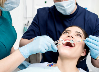 Dental care in England 'Third World'