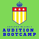 Adolpho Blaire's Audition Bootcamp Logo.