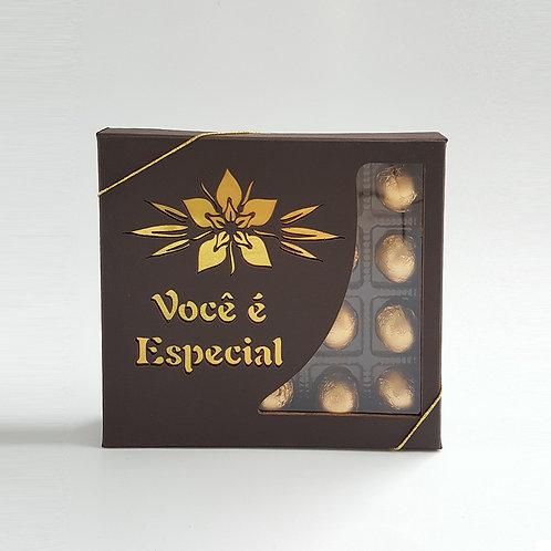 Chocolate Você É Especial com 20 Bombons 150g