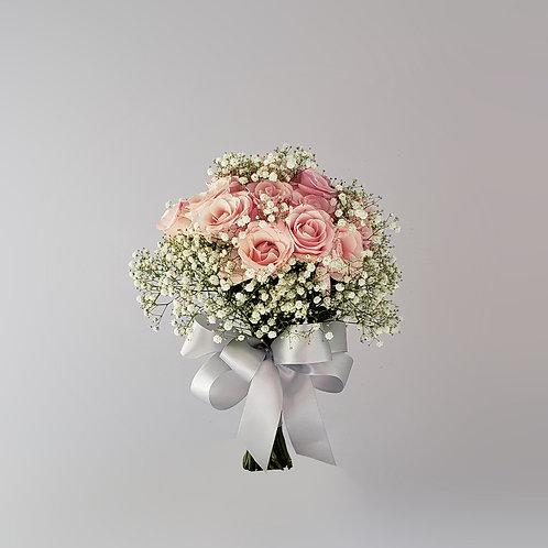 Buquê Noiva Rosas Nacionais