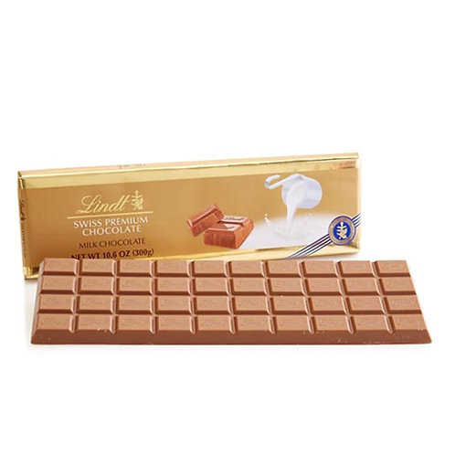 Lindt GoldBar Milk 300g