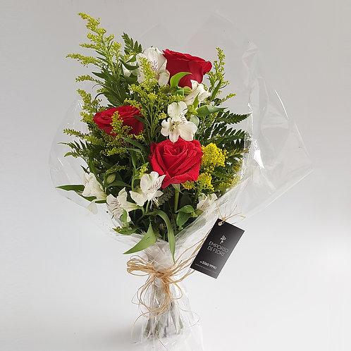 Ramalhete 3 Rosas Importadas