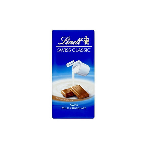 Chocolate Lindt Classic Milk