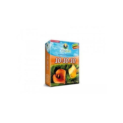 Fertilizante 10-10-10 Vitaplan