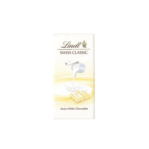 Chocolate Lindt White 100g