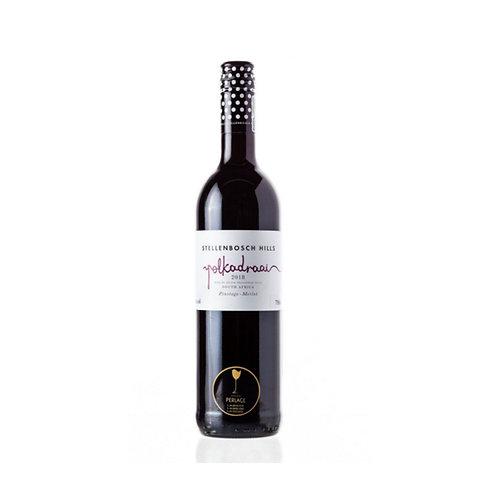 Vinho Polkadraai Pinotage - Merlot
