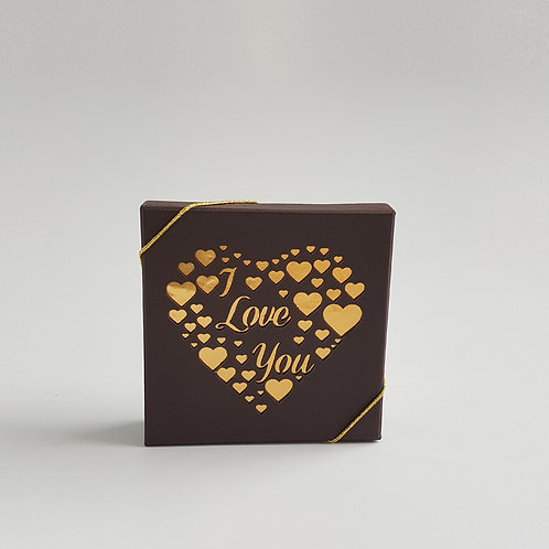 Chocolate I love You com 9 Bombons 65g