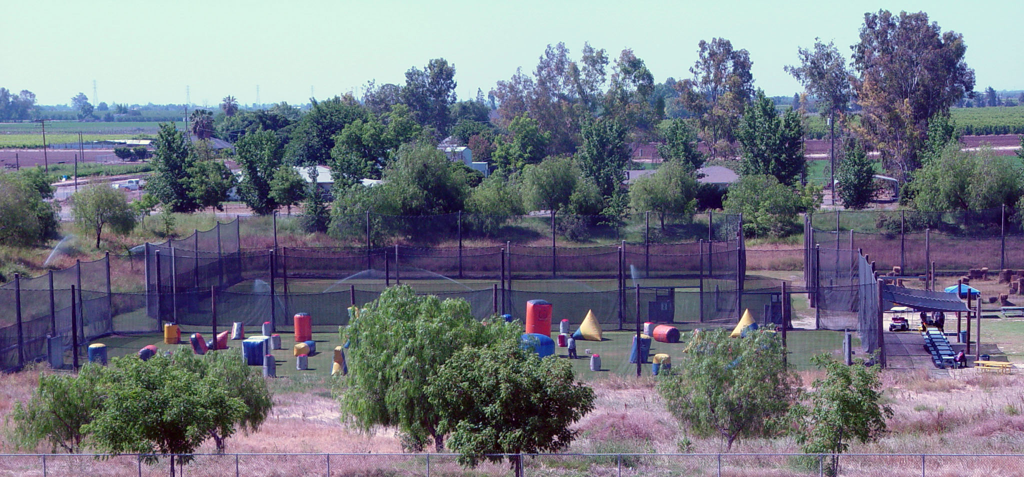 Field 3 (Field 2 in background)