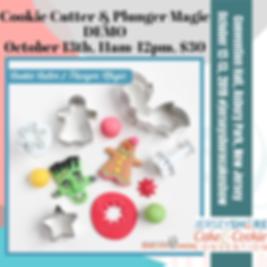 cookie cutter magic demo