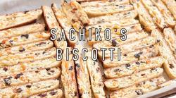 Sachiko's Biscotti