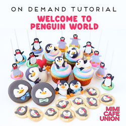 WELCOME TO PENGUIN WORLD