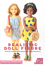 Realistic Doll Figure