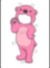 PNK BEAR