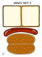 SANDWICH PARTY 3