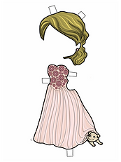 PROM PINK COLORED
