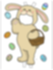 BUNNY BROWN COLORED