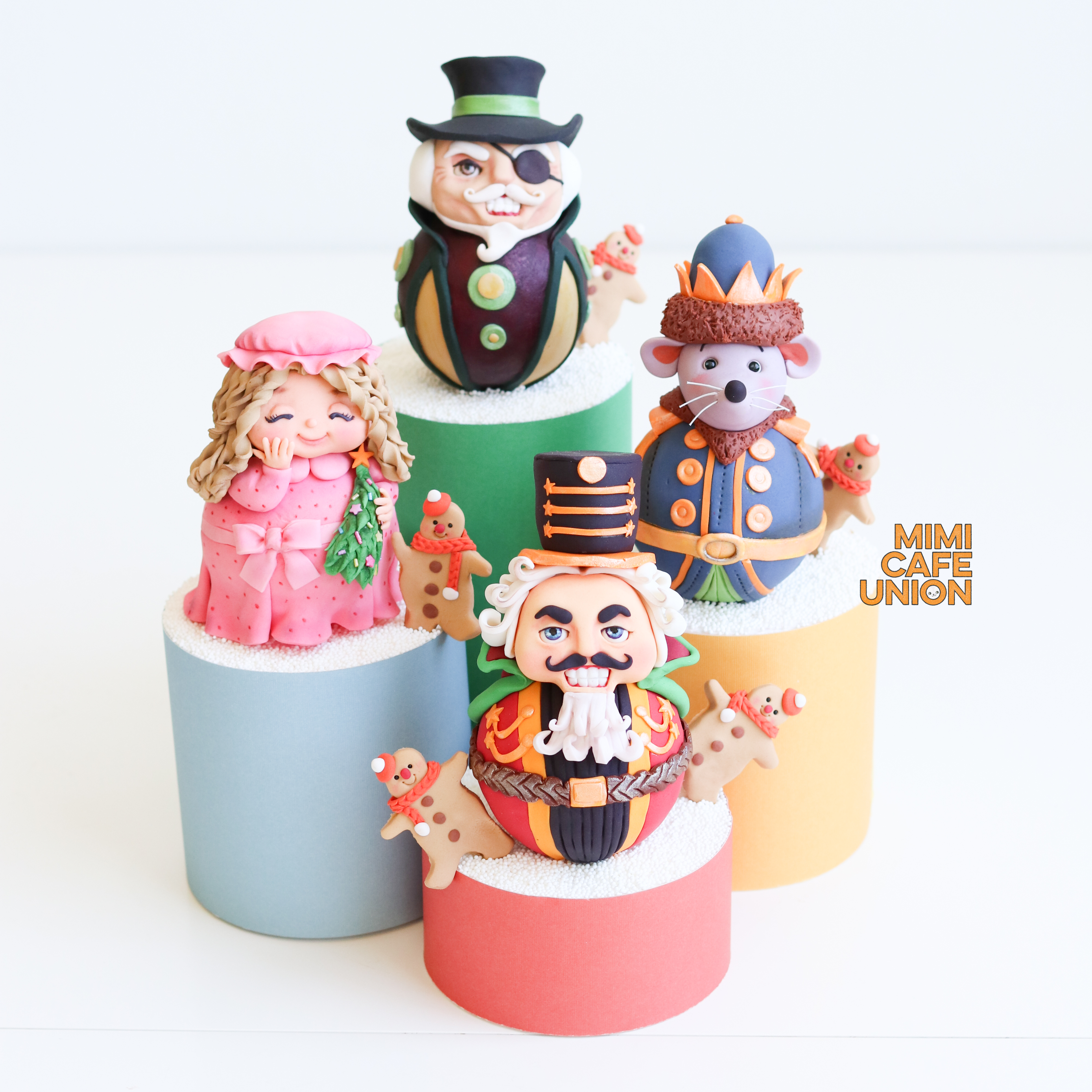 NUTCRACKER TOPPERS