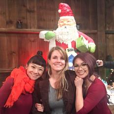 Santa's bbaking Blizzard