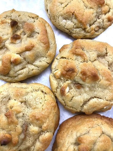 Cookie Butter White Chocolate Chip Set
