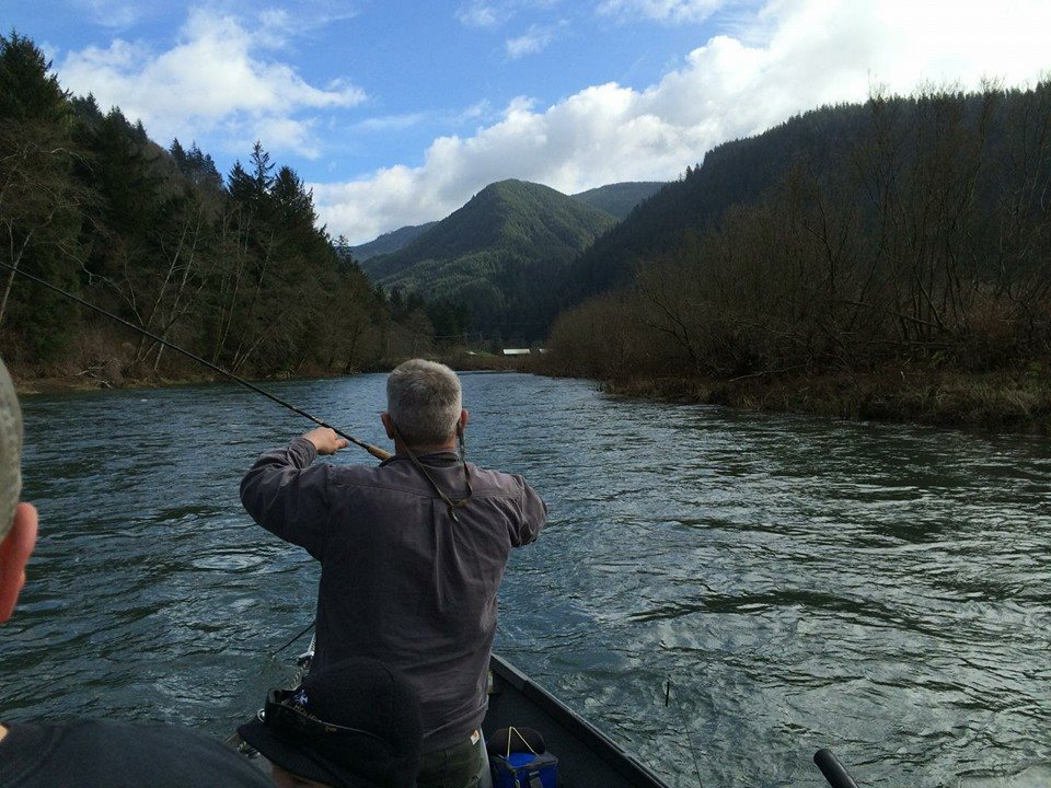 oregon fishing guide wilson river