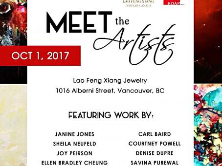 Lao Feng Xiang Jewelry-Art Show