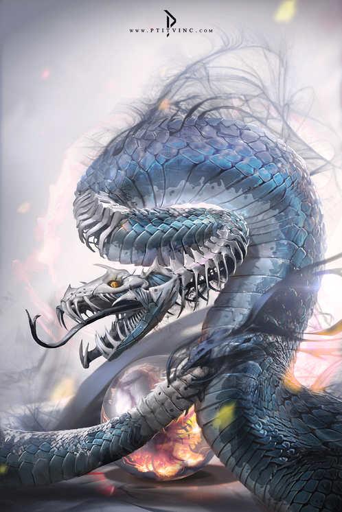 brood of the snake spirit
