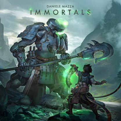 immortals cover album