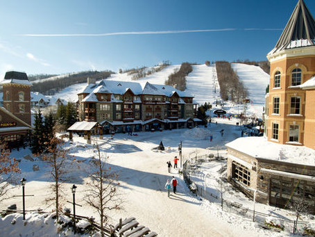 Top 5 things to do in Blue Mountain