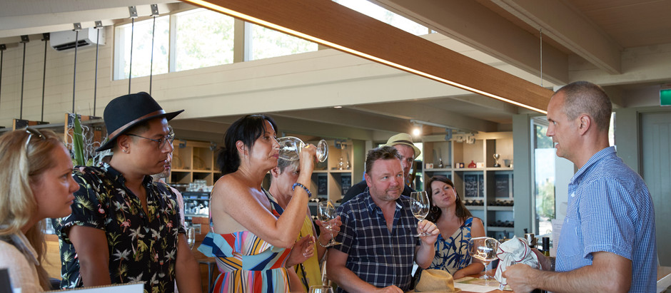 So What is a wine tour?