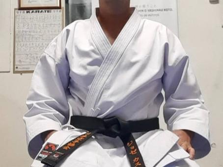 Karate e seu lema