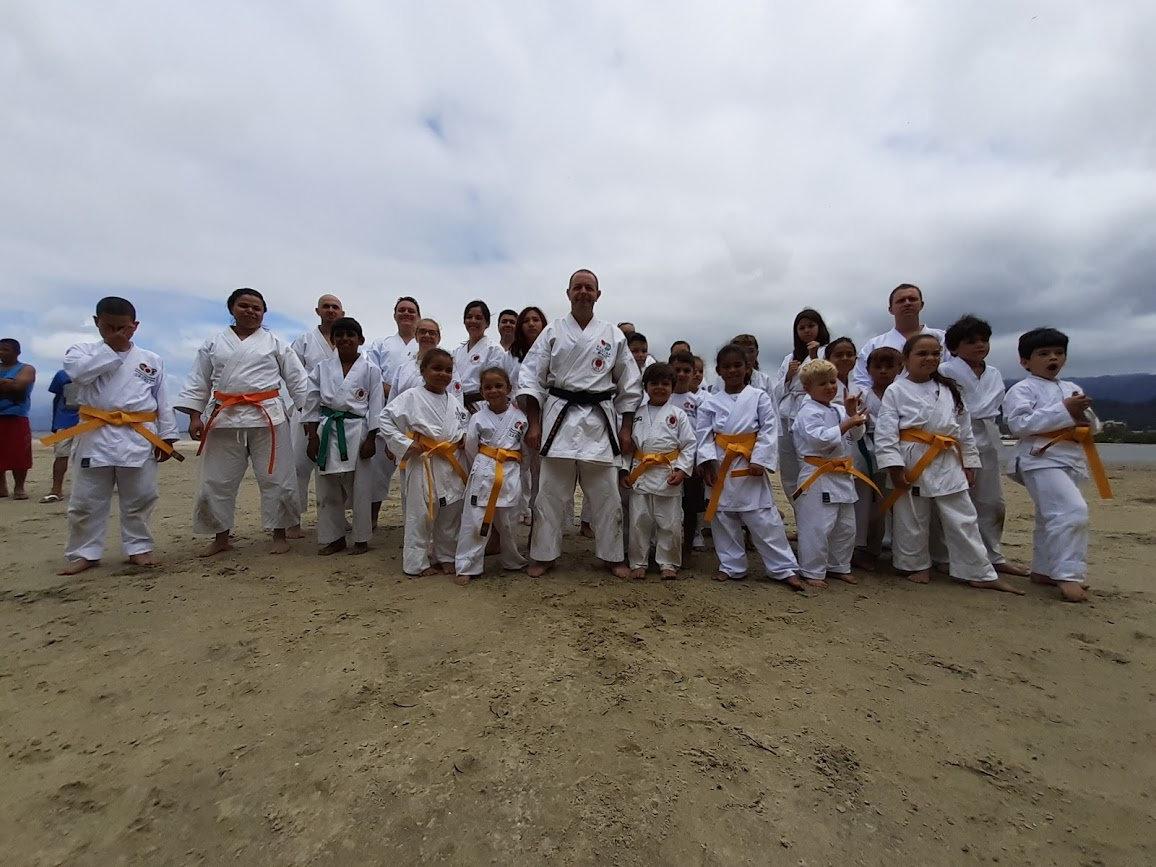 Karate Shotokan - Iniciante