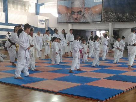 Três pilares do Karate: Kihon, Kata Kumite