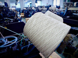 Fabric mill in Japan