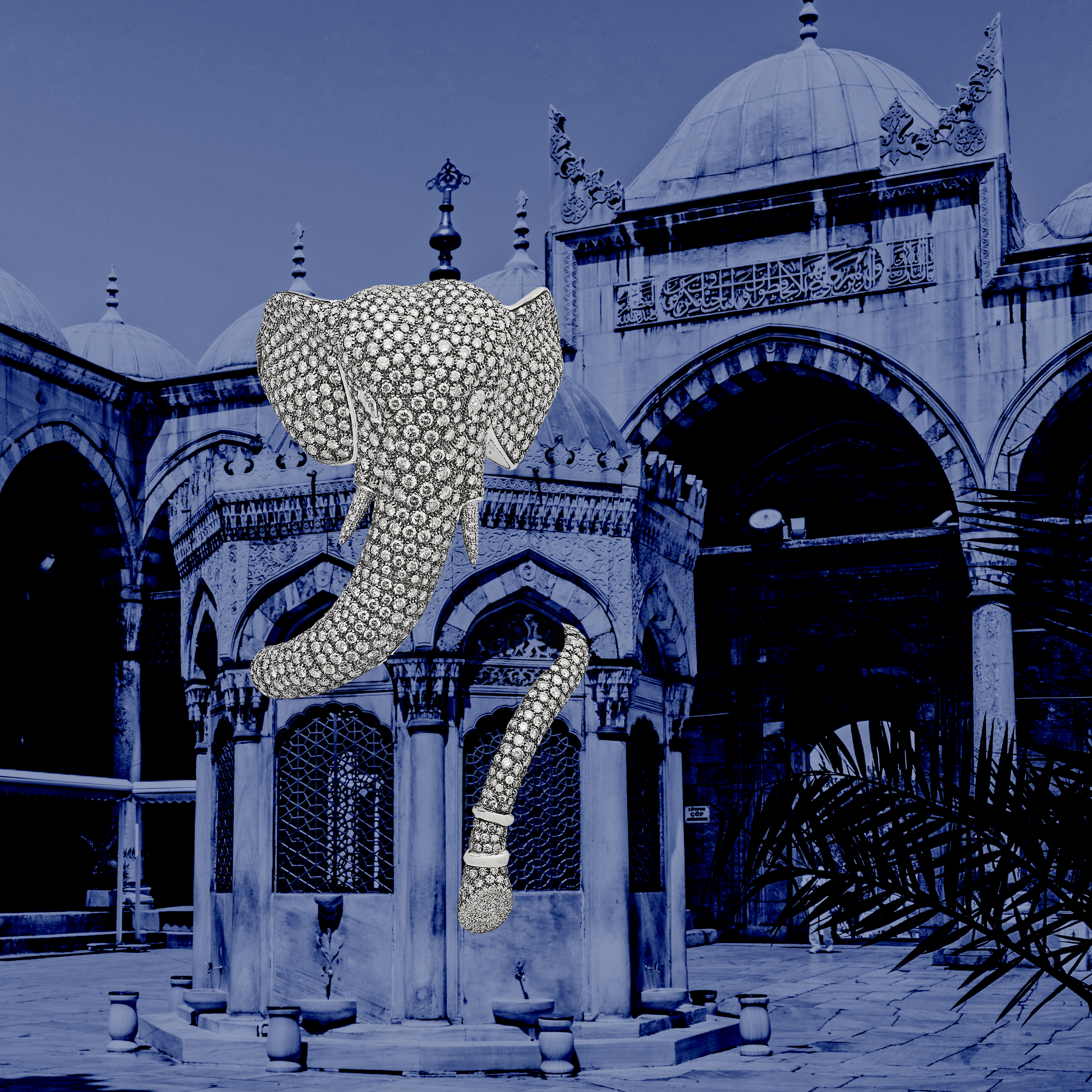 ARCHITECTURAL ELEPHANT