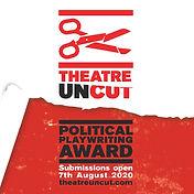 Theatre Uncut Political Play Award 2020