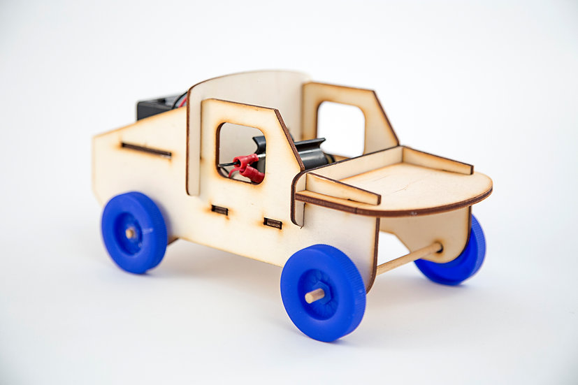 Battery-Powered Car