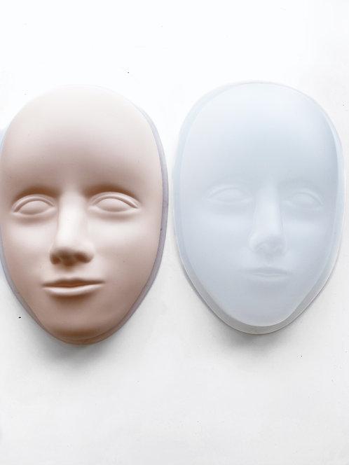 Silicone Practice Head Set