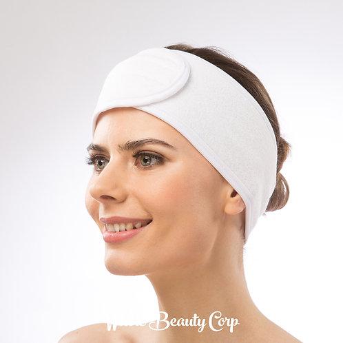 Stretchable Terry Spa Headband
