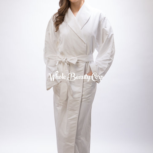 Luxury Microfiber Robe w/Shawl Collar