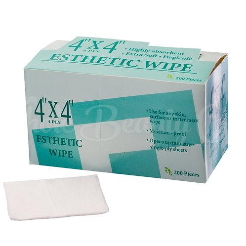 """Esthetic Wipes 4x4"""""""